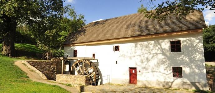Porčův mlýn Býkovice