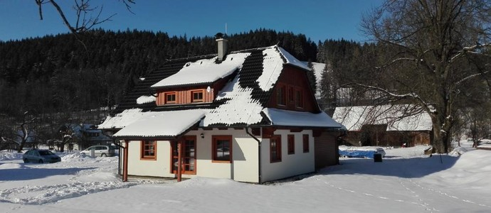 Valachy Chata Velké Karlovice
