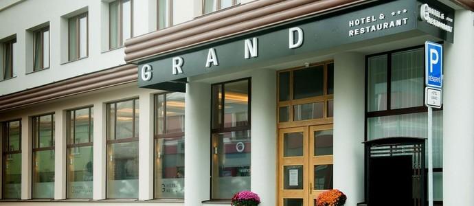 Hotel a restaurant GRAND Chlumec nad Cidlinou