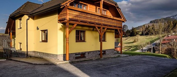 Chata Adamec Ždiar