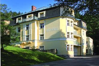 Luhačovice-Hotel Riviera