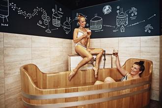 Wellness hotel Green Paradise-Karlovy Vary-pobyt-Pivní wellness potěšení