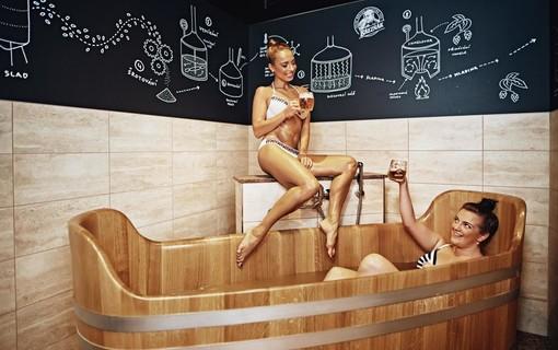 Pivní wellness potěšení-Wellness hotel Green Paradise 1155026707