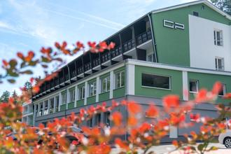 Březová-Wellness hotel Green Paradise