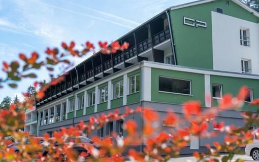 TOP relax wellness víkend-Wellness hotel Green Paradise 1155026559