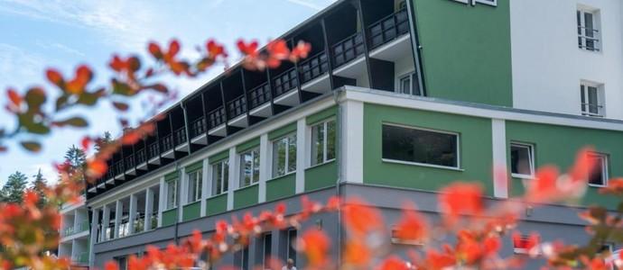 Wellness hotel Green Paradise Březová