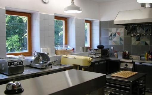 ProFamily Hotel TOP Kuchyně v Hotelu TOP