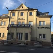Hotel Zlatá-Éra Ostrava