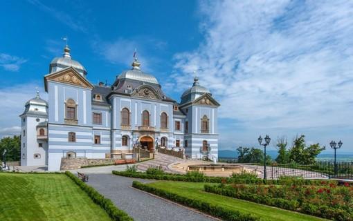 Rodinný pobyt s 2 dětmi se zvýhodněnou cenou-Zámocký hotel Galicia Nueva 1151049525