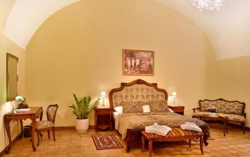 Rodinný pobyt s 2 dětmi se zvýhodněnou cenou-Zámocký hotel Galicia Nueva 1151049527