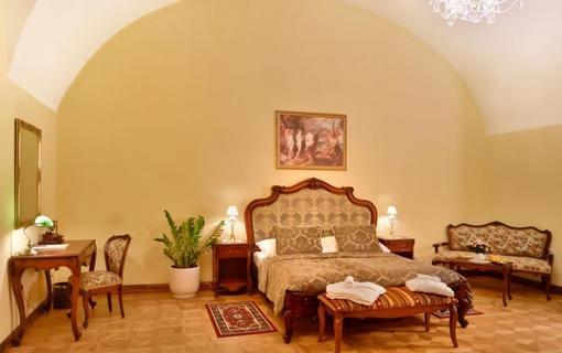 Zámocký hotel Galicia Nueva 1154921425