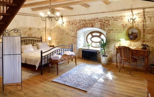 Zámocký hotel Galicia Nueva 1154921443