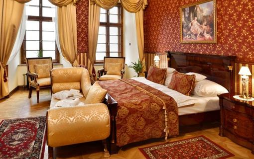 Zámocký hotel Galicia Nueva 1154921465