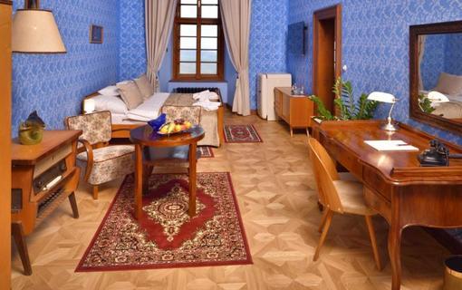 Zámocký hotel Galicia Nueva 1154921459