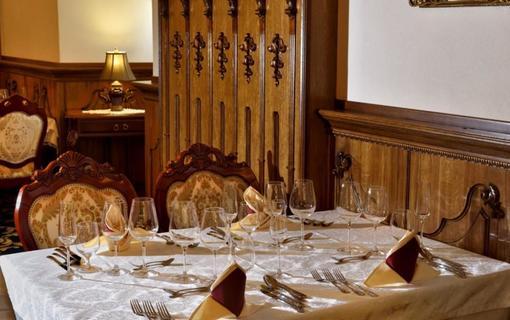 Zámocký hotel Galicia Nueva 1154921457