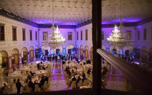 Zámocký hotel Galicia Nueva 1154921471