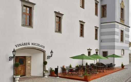 Zámocký hotel Galicia Nueva 1154921479