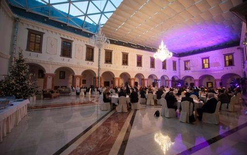 Zámocký hotel Galicia Nueva 1154921475