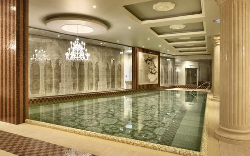 Zámocký hotel Galicia Nueva 1154921445