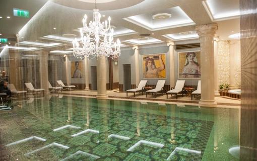 Zámocký hotel Galicia Nueva 1154921493