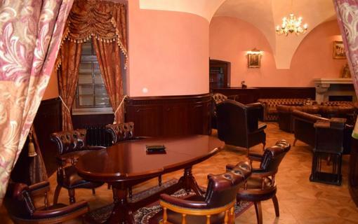 Zámocký hotel Galicia Nueva 1154921437