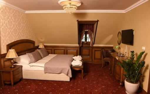 Zámocký hotel Galicia Nueva 1154921485