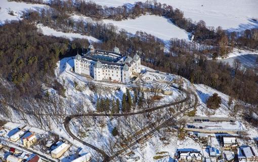 Zámocký hotel Galicia Nueva 1154921463