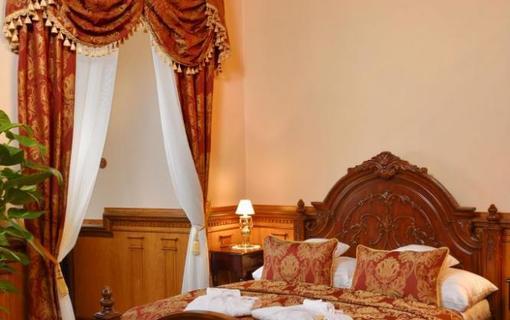 Zámocký hotel Galicia Nueva 1154921487