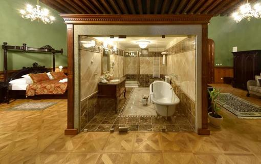 Zámocký hotel Galicia Nueva 1154921435