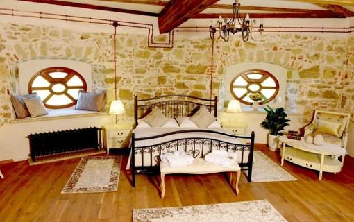 Rodinný pobyt s 2 dětmi se zvýhodněnou cenou-Zámocký hotel Galicia Nueva 1151049621