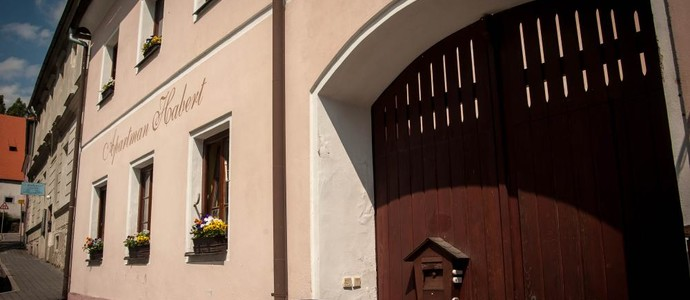 Apartmány Habert Horní Planá 1140192939