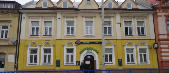 Ubytování a restaurace ALVI Ostrava
