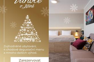 Hotel reStart-Jičín-pobyt-Vánoční pobytový balíček na 1 noc