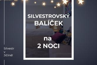 Hotel reStart-Jičín-pobyt-Silvestrovský balíček 2 noci