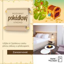 Hotel reStart-Jičín-pobyt-Rodinný pohádkový víkend
