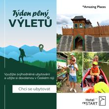 Hotel reSTART-Jičín-pobyt-TÝDEN PLNÝ VÝLETŮ