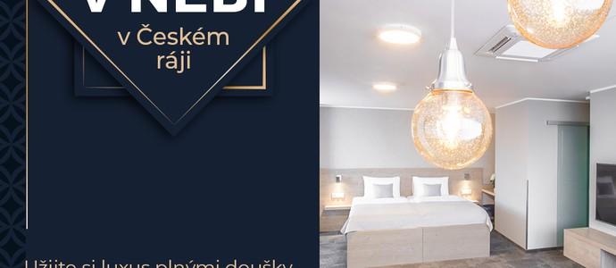 Hotel reSTART-Jičín-pobyt-Jako v nebi v Českém ráji