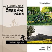 Hotel reSTART-Jičín-pobyt-Na elektrokole Českým rájem