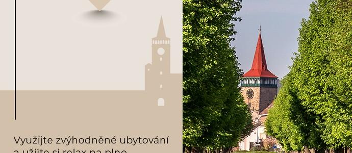 Hotel reSTART-Jičín-pobyt-Na 3 dny do Jičína s polopenzí (pro 2 osoby)