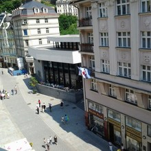 U třech Jehňátek Karlovy Vary