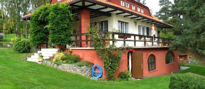 Vila Blanka Apartmány Chyňava