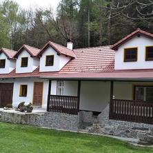 Ubytování - Na samotě v lese Kozárovice 39354252