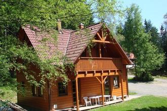 Chatový areál MARTA Horní Bečva 46685438