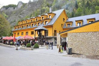 Chata Pieniny Lesnica