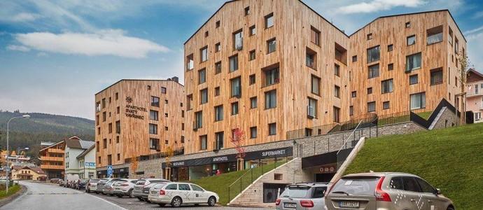 Aparthotel Svatý Vavřinec Pec pod Sněžkou 1124003590