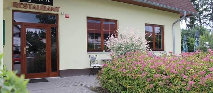 Spark penzion restaurant Jíloviště