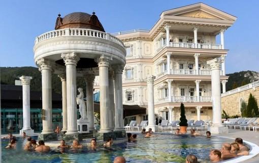 Léčebný pobyt De Luxe-Hotel Aphrodite Palace 1153655601