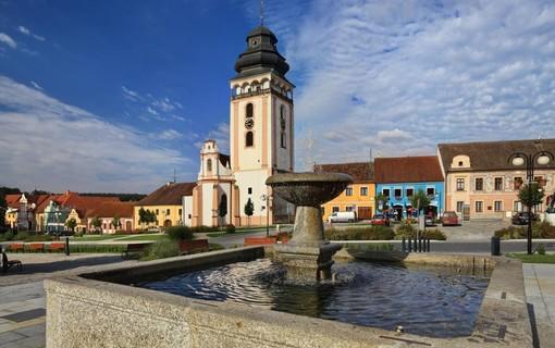 Balíček 50+-Panství Bechyně - hotel Panská 1151512533