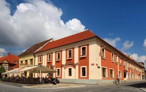 Balíček 50+-Panství Bechyně - hotel Panská 1151512487