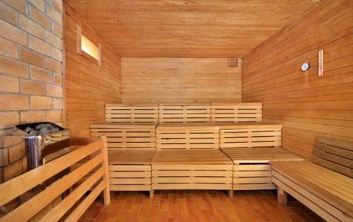 Hotel Lenka sauna